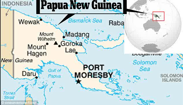 Death penalty: the government of Papua New Guinea has brought back the death penalty.